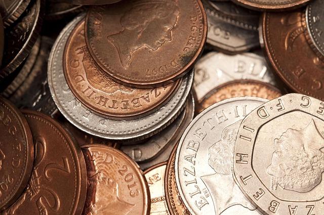 Coins, Money, Uk Money, English Money, Investment