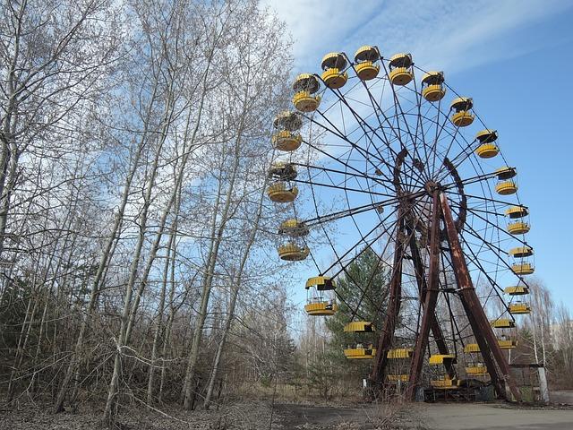 Chernobyl, Disaster, Nuclear, Abandoned, Ukraine, Zone
