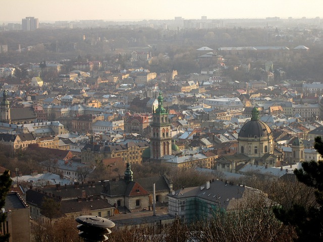 Ukraine, Lviv, Center