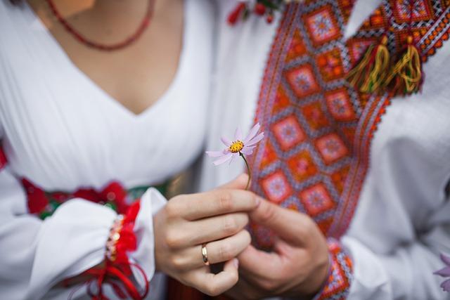 Ukraine, Wedding, Dress, Marriage, Bride, The Groom