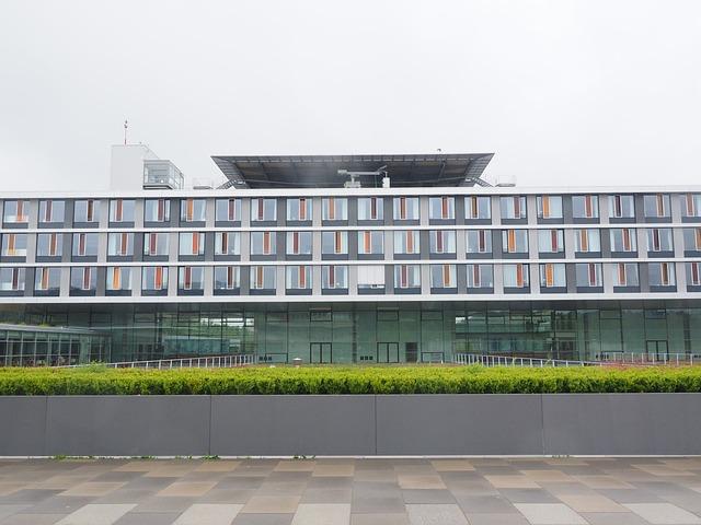 Universitätsklinikum Ulm, Universitätsklinik, Ulm