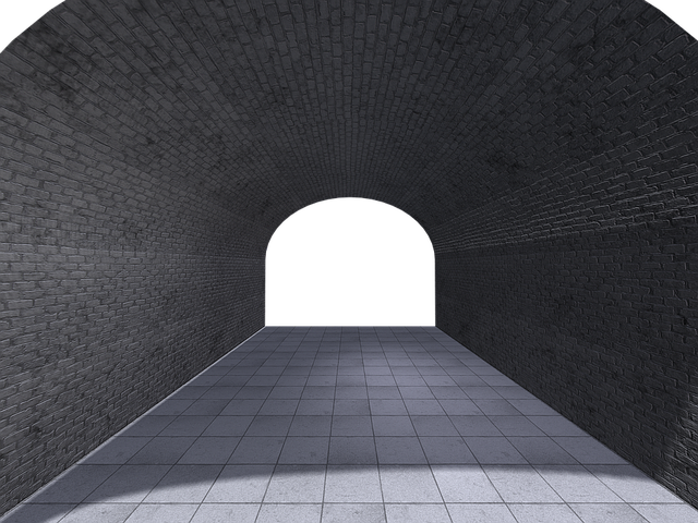 Tunnel, Passage, Underpass, Mystical, Isolated, Stones