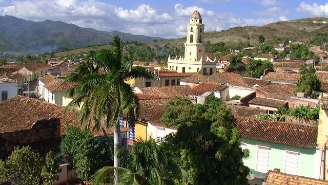 Cuba, Trinidad, Unesco, Heritage, Caribbean