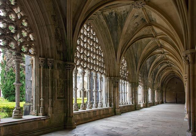 Monastery, Batalha, Architecture, Portugal, Unesco