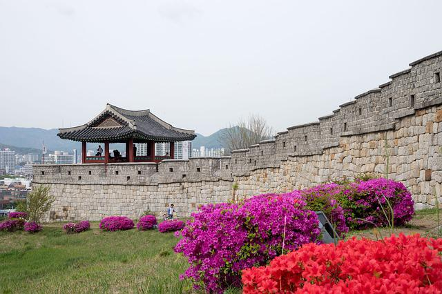 Suwon Hwaseong, Mars, Unesco, World Cultural Heritage