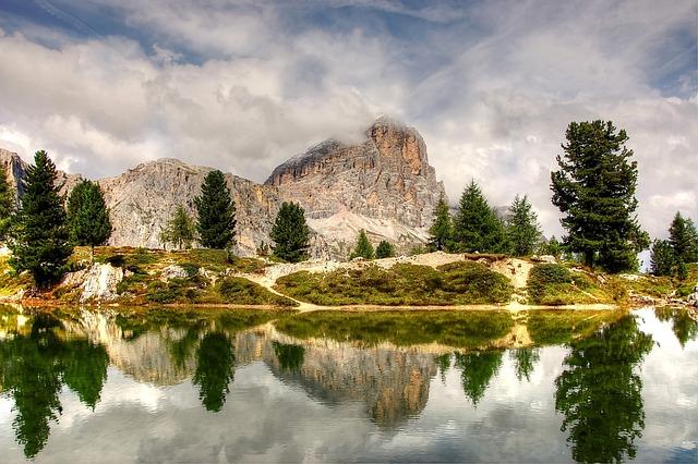 Tofane, Dolomites, Nature, Unesco World Heritage