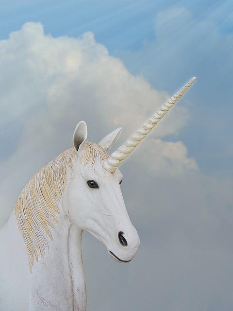 Unicorn, Animal Magic, Fantasy, Horn
