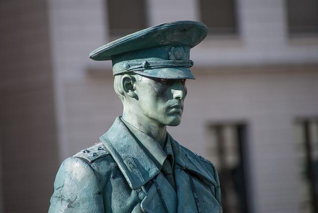 Portrait, Man, Urban, Street Art, Berlin, Uniform