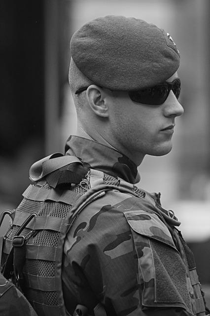 Soldier, Para, Paracommando, Army, Uniform, Sunglasses