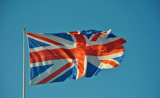 British Flag, Flag, British, Uk, Britain, United