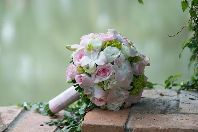 Wedding Flowers, Flower Decoration, United Handheld