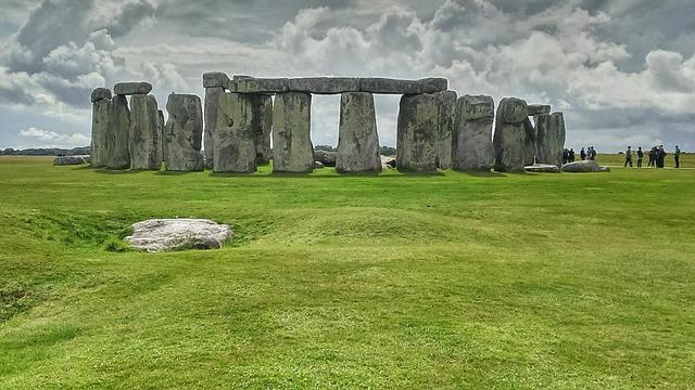 United Kingdom, Stonehenge, Ancient Civilization