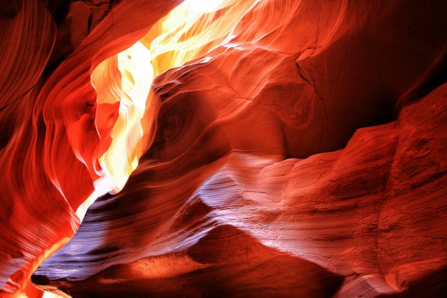 Antel Rope Canyon, Canyon, The West, United States