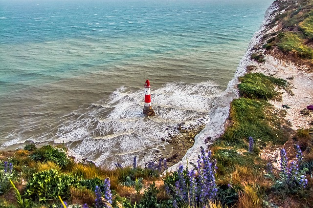 Beachy Head, Lighthouse, United States Of America