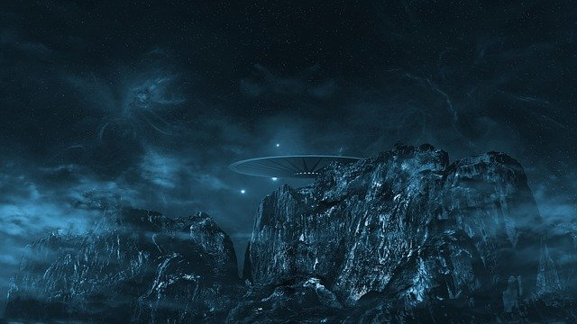 Ufo, Cosmos, Universe, Alie, Science Fiction