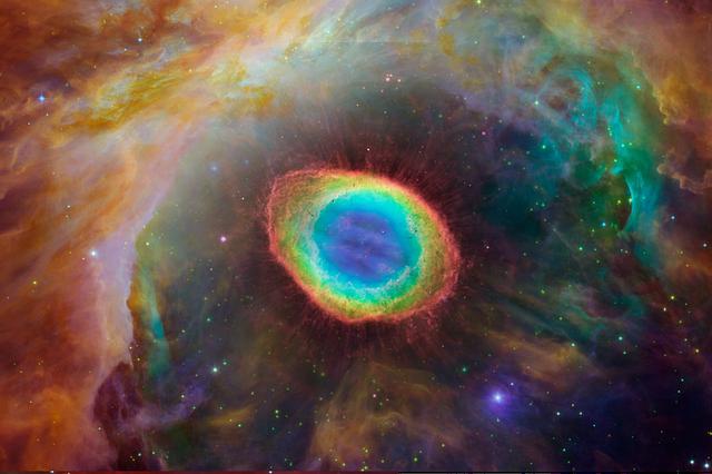 Universe, Galaxies, Fog, Space, Cosmos, Star
