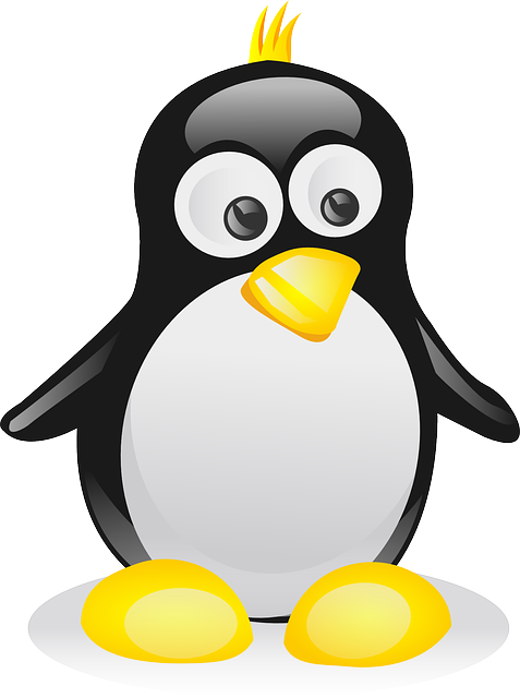 Penguin, Bird, Linux, Mascot, Punk, Tux, Unix