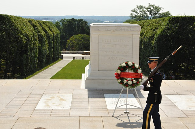 Unknown Soldier, Dc, Arlington National Cemetery