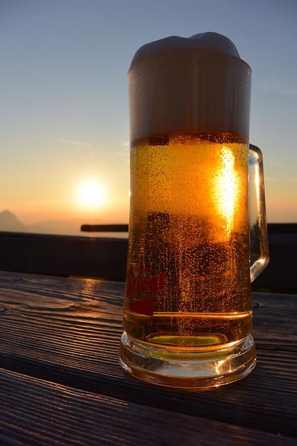 Salzburg, Austria, Unterberg, Summit, Sunset, Reward