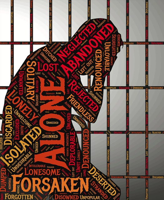 Jailed, Imprisoned, Abandoned, Lonely, Unwelcome, Lost