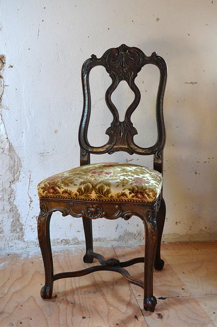 Chair, Baroque, Furniture, Upholstered Furniture