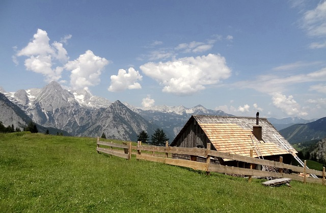 Upper Austria, Dolomites Dough, Holiday, Travel