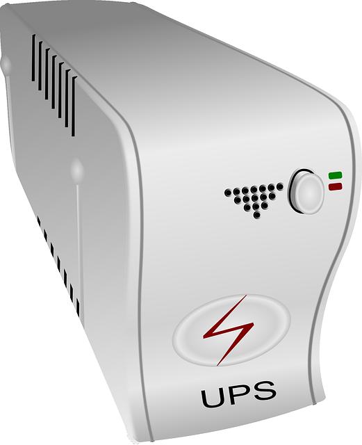 Ups, Computer, Uninterruptible Power Supply