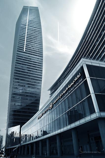 Tower, Building, Architecture, City, Urban, Business