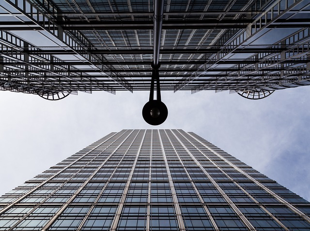 Architecture, Expression, Steel, Business, Urban