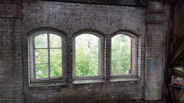 Beelitz Heilstätten, Urbex, Old Building
