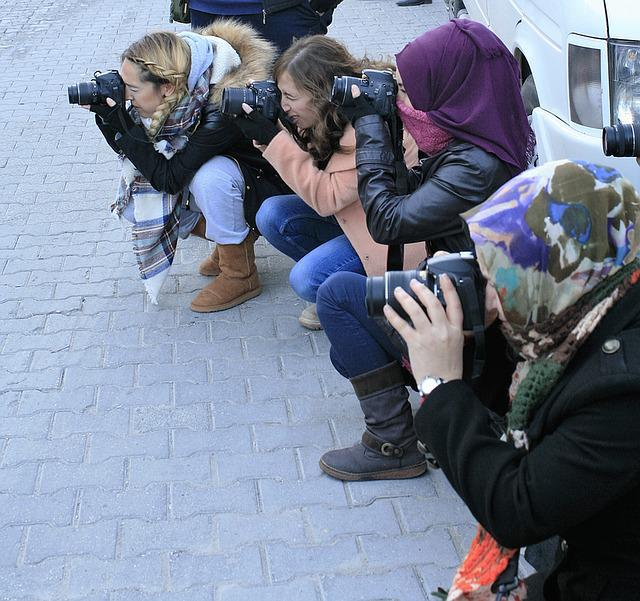 Urfa, Girls, Photography, Photo Support, Application