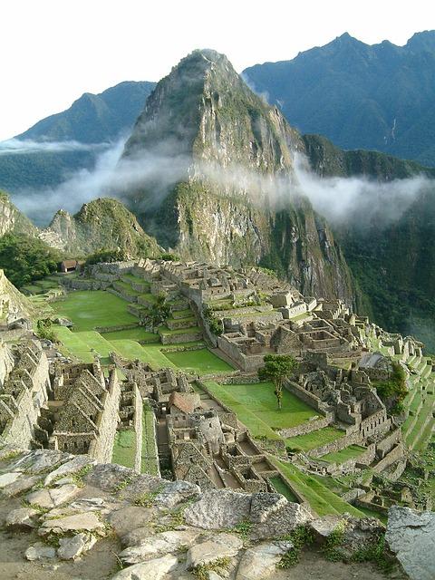 Machu Picchu, Incas, Peru, Temple, Andes, Urubambatal