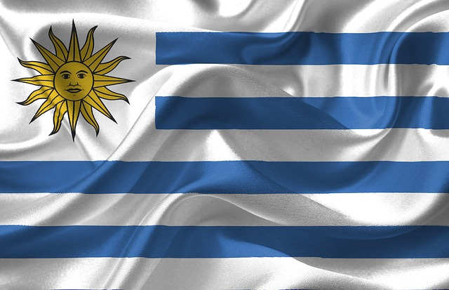 Uruguay, Flag, Country, Countries, American, Symbol