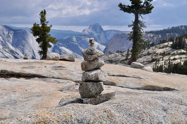 Yosemite, Usa, National Park, America, California