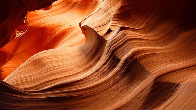 Canyon, Antelope Canyon, Usa, Rocks, Slot Canyon