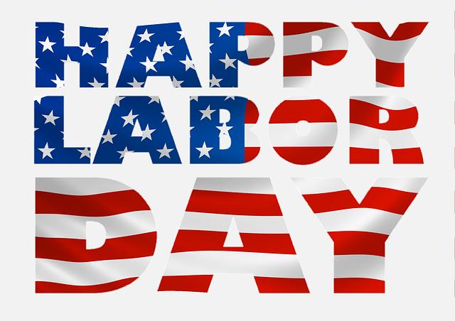 Labor Day, Usa, Work, Labor, Day