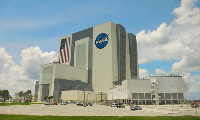 Nasa, Usa, Florida, Space Travel, Space Shuttle Hangar
