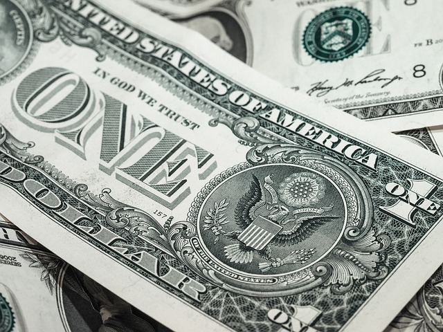 Bank Note, Dollar, Usd, Us-dollar, Money, Funds, Bills