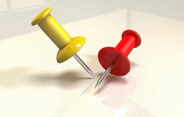 Pinches, Pins, Useful, Bed Bugs, Thumbtacks