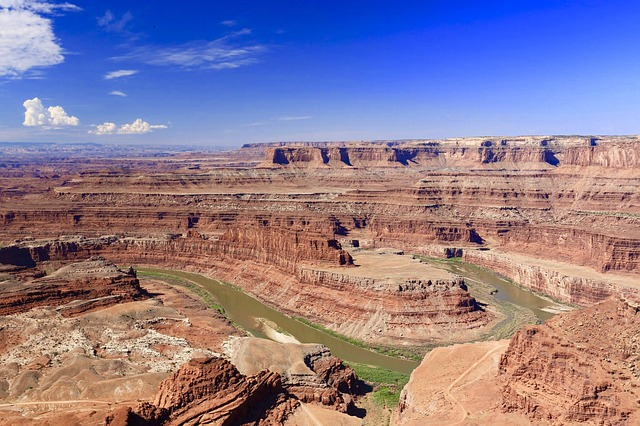 Dead Horse Point, State Park, Moab, Utah, Nature, Place