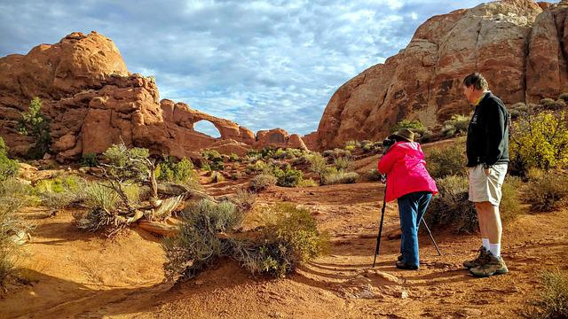 Arches National Park, Utah, Photographer, Red Rock