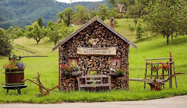 Home, Building, Vacation, Architecture, Black Forest