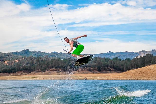 Boat, Lake, Water, Vacation, Summer, Outdoors