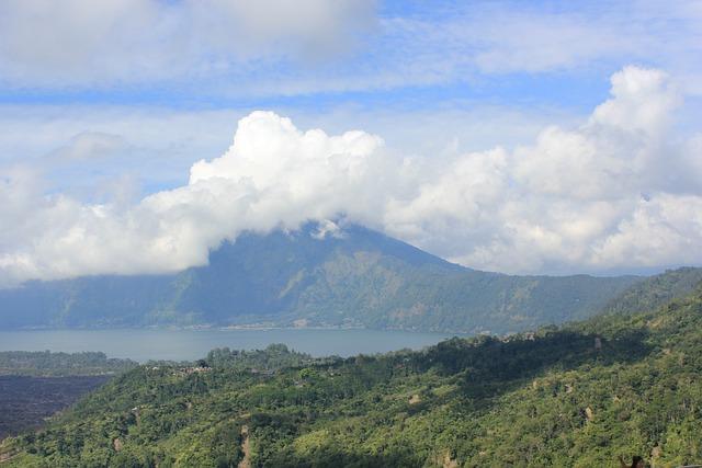 Bali, Indonesia, Volcano, Travel, Vacation, Adventure