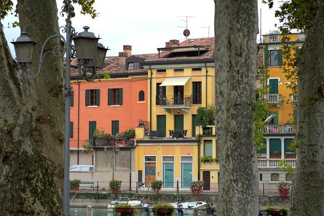 Peschiera Del Garda, Italy, Garda, Vacations, Tourism