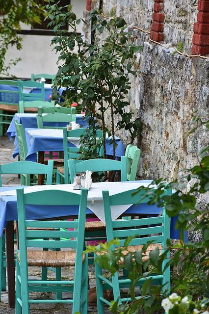 Tavern, Local, Greece, Patch, Alley, Vacations