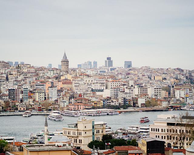 Istanbul, Galata Tower, Galata, Turkey, Vacations