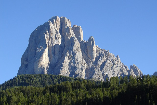 Val Gardena, South Tyrol, Alps, Dolomites