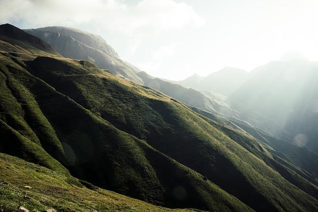 Mountains, Landscape, Nature, Valais, Switzerland