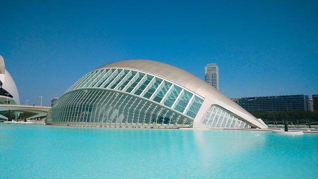 Architecture, Calatrava, Valencia